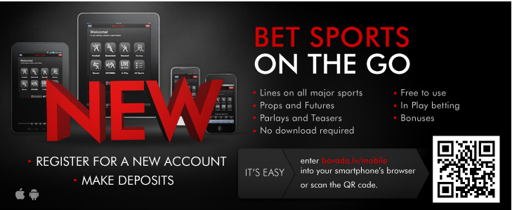 Use Your Phone for Wagering