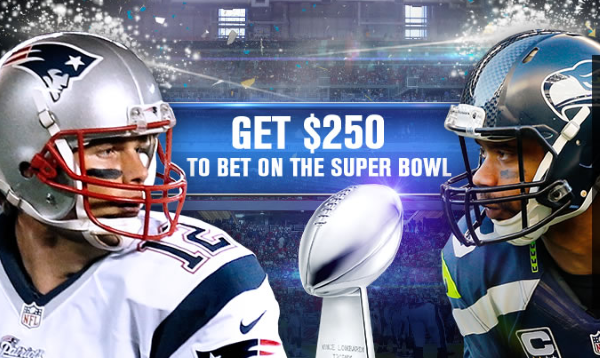 Place a Bet on the Super Bowl